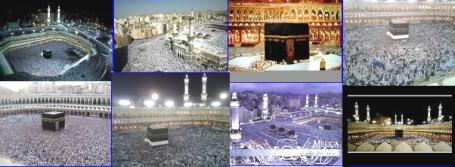 Berbagai Macam Foto Makkah