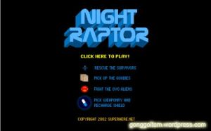 night raptor