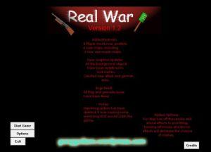 real war 1