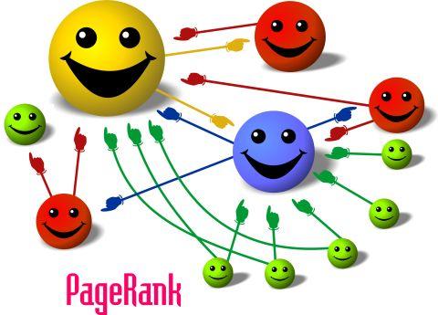 Pagerank logo