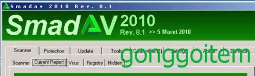 smadav rev 8.1 update maret 2010
