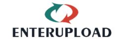 Enterupload logo