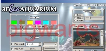 3Daquarium